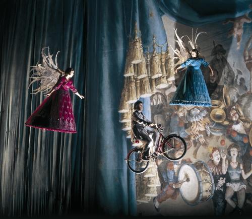 Cirque du Soleil Brings Corteo